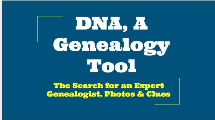 dna-a-genealogy-tool
